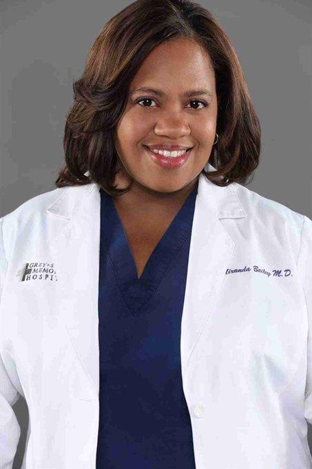 Dr. Miranda Bailey always keeps it real on Happy birthday, Chandra Wilson!