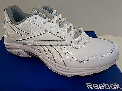 dcf5facbb6fa  Best  Shoes  Reebok DMX Max Mania Men s Leather Walking Shoes White  6.5-14M NWD http   dlvr.it PhzP9W  Sportpic.twitter.com 5kxqTIr09K