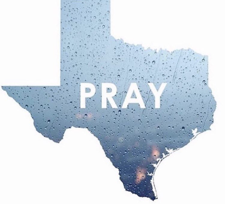 Please send your love and prayers to the people in Texas. 🙏🏾 #PrayforTexas