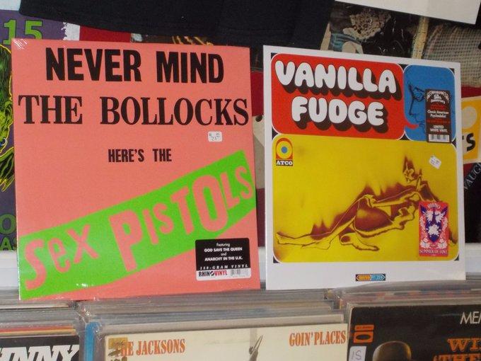 Happy Birthday to Glen Matlock of the Sex Pistols & Tim Bogert of Vanilla Fudge