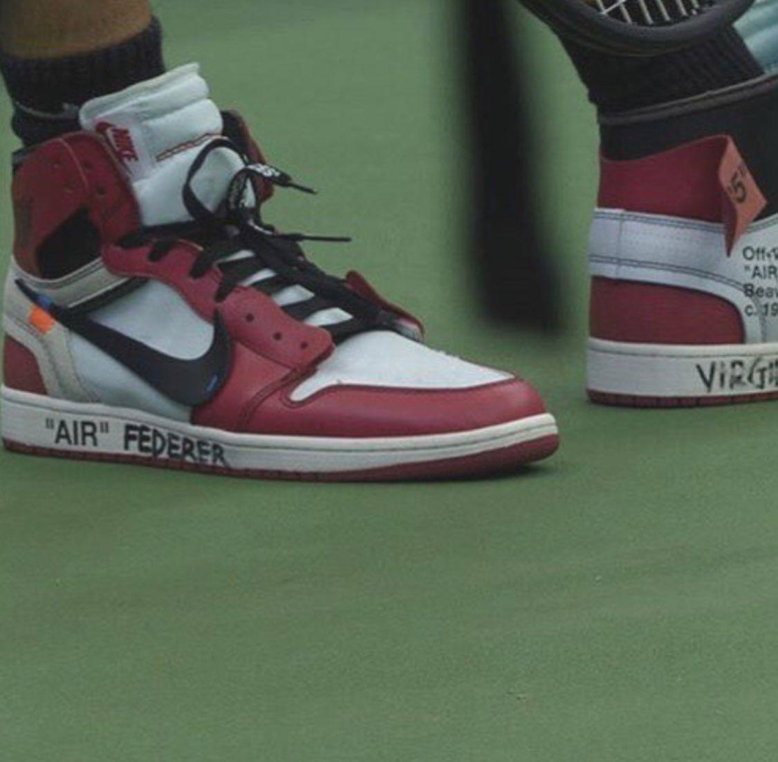 Federer S Us Open 2017 Shoes Talk Tennis