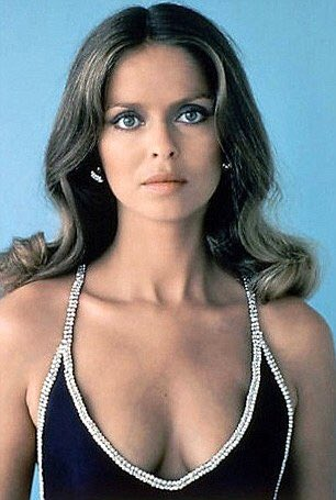 Wishing a very happy birthday to the gorgeous Barbara Bach!