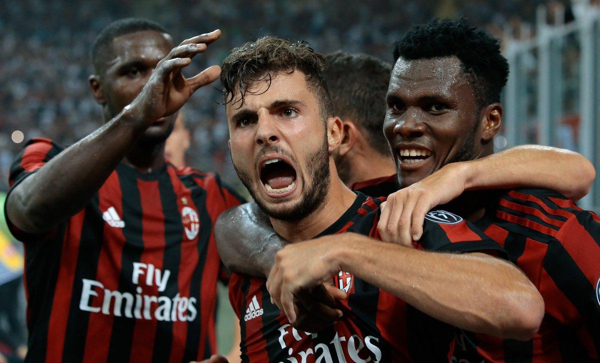 Video: AC Milan vs Cagliari