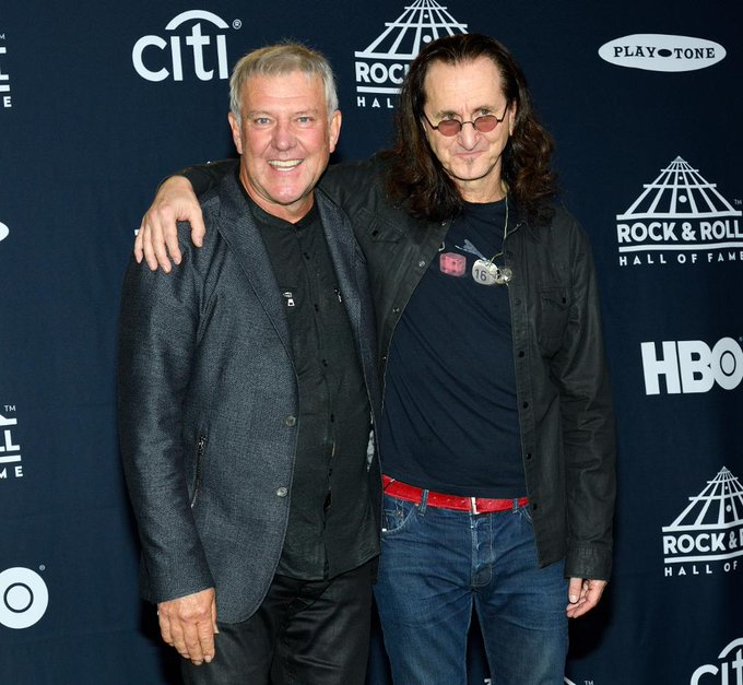 Happy birthday to Alex Lifeson of Here s hoping these rumors are true!