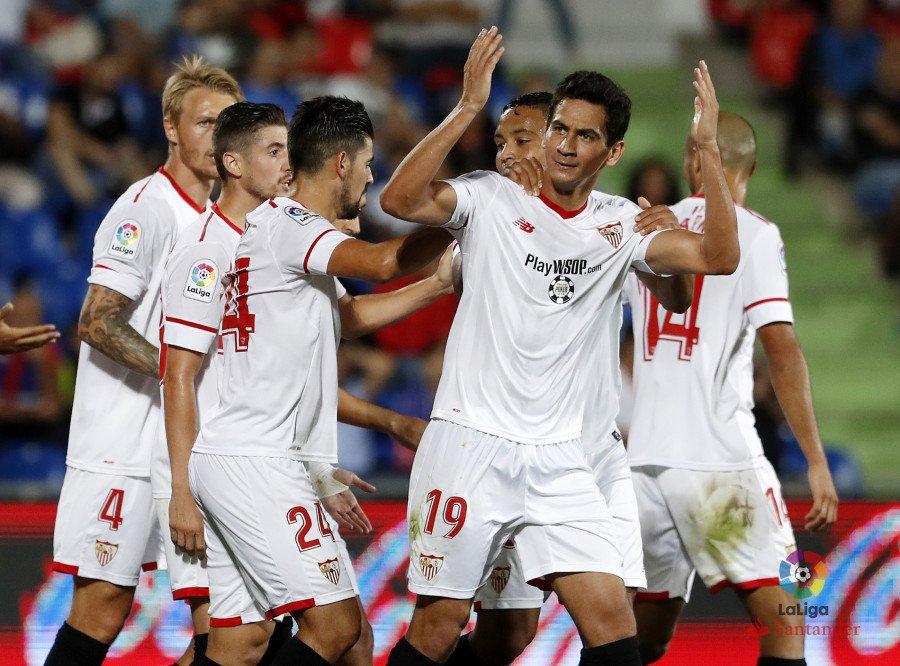 Video: Getafe vs Sevilla