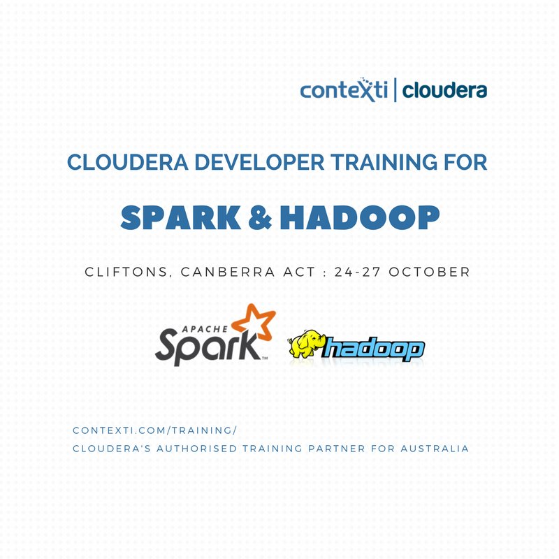 Contexti On Twitter Fast Track Your Bigdata Career With Cloudera