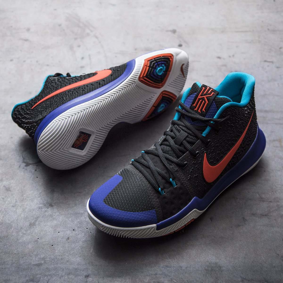 fd581652300 ... sale jimmy jazz on twitter inspired by the air huarache light. the nike  kyrie 3 ...