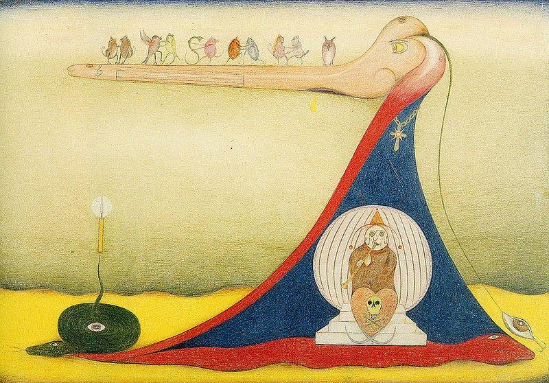 The Moralistic Moon Ballet — Friedrich Schroder-Sonnenstern https://t.co/CffZwUVHiY https://t.co/xpAyght3qe