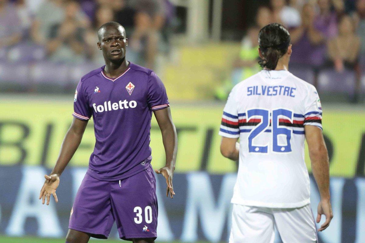 Clube da Premier League mira a contratação do atacante Babacar, da Fiorentina