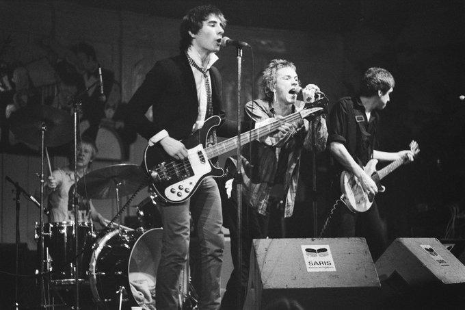 "BassPlayerNow \""Happy 61st Birthday to Glen Matlock of the Sex Pistols !"