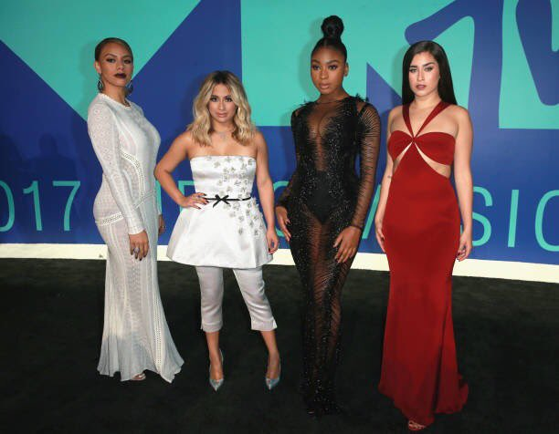 .@FifthHarmony are not messing around! #VMAs https://t.co/h1hG9AaHUd