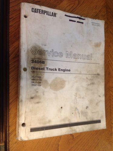 3406b Cat Engine Manual download