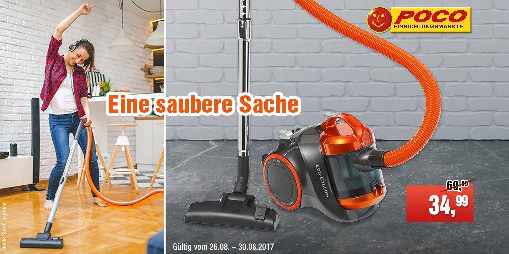 Staubsauger Poco. Affordable Tolle Poco Kchen Katalog