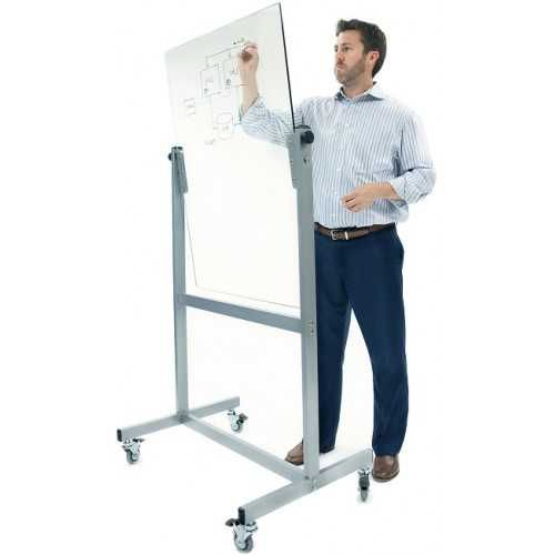 Clear #Mobile #Glassboard Clear toughened safety glass, satin silver frame with locking castors, #magnetic Shop at  https:// buff.ly/2wPNk6P  &nbsp;  <br>http://pic.twitter.com/vvDdGs9ZI4