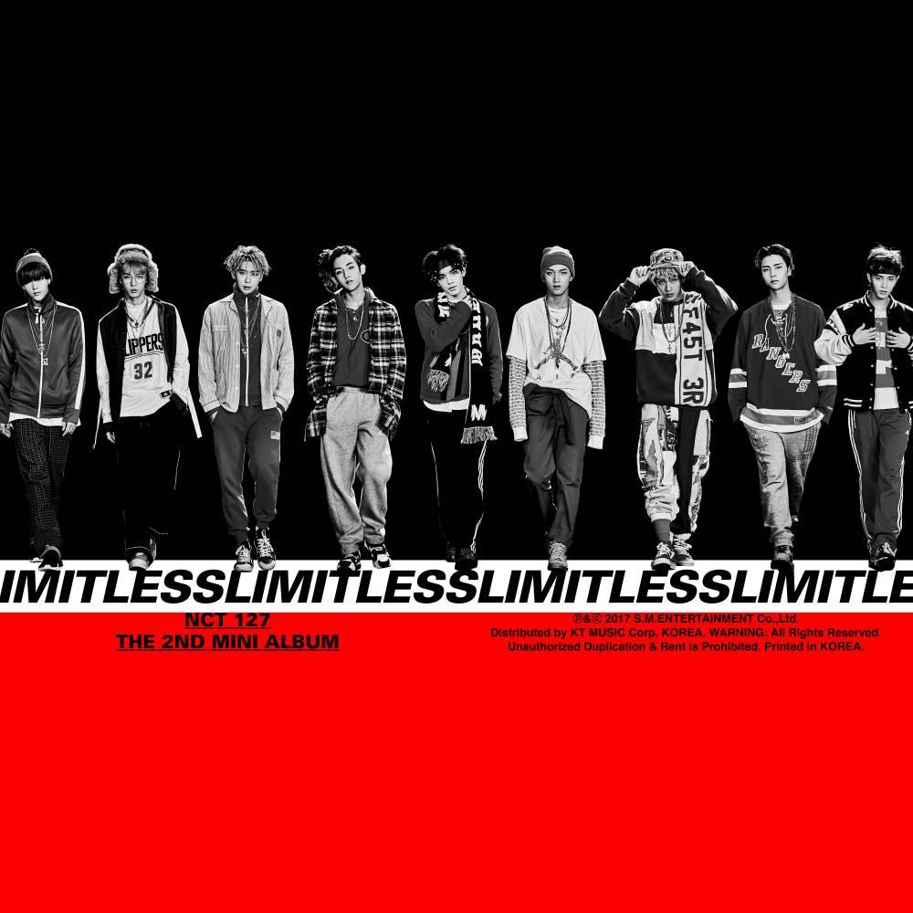 Imagini pentru nct 127 limitless album cover