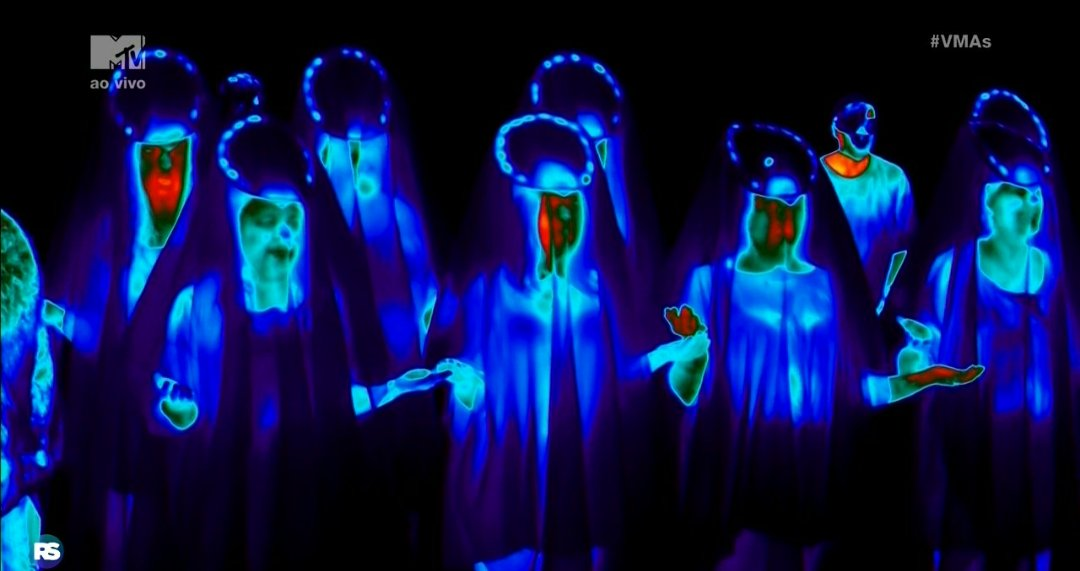Penampilan 30 Seconds To Mars di MTV VMA 2017