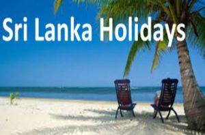 Lanka Holiday