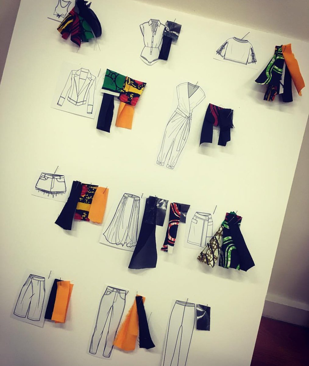 Ifa Paris On Twitter Mini Collection Project In The Fashion Cool Hunting Short Course Ifaparis Fashiontrend Coolhunting