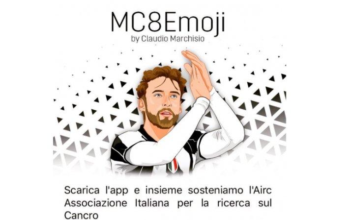MC8Emoji, sei felice o triste? Ora lo puoi dire con la faccia di @ClaMarchisio8  https://t.co/bKEYgIpLwQ #AIRC #marchisio