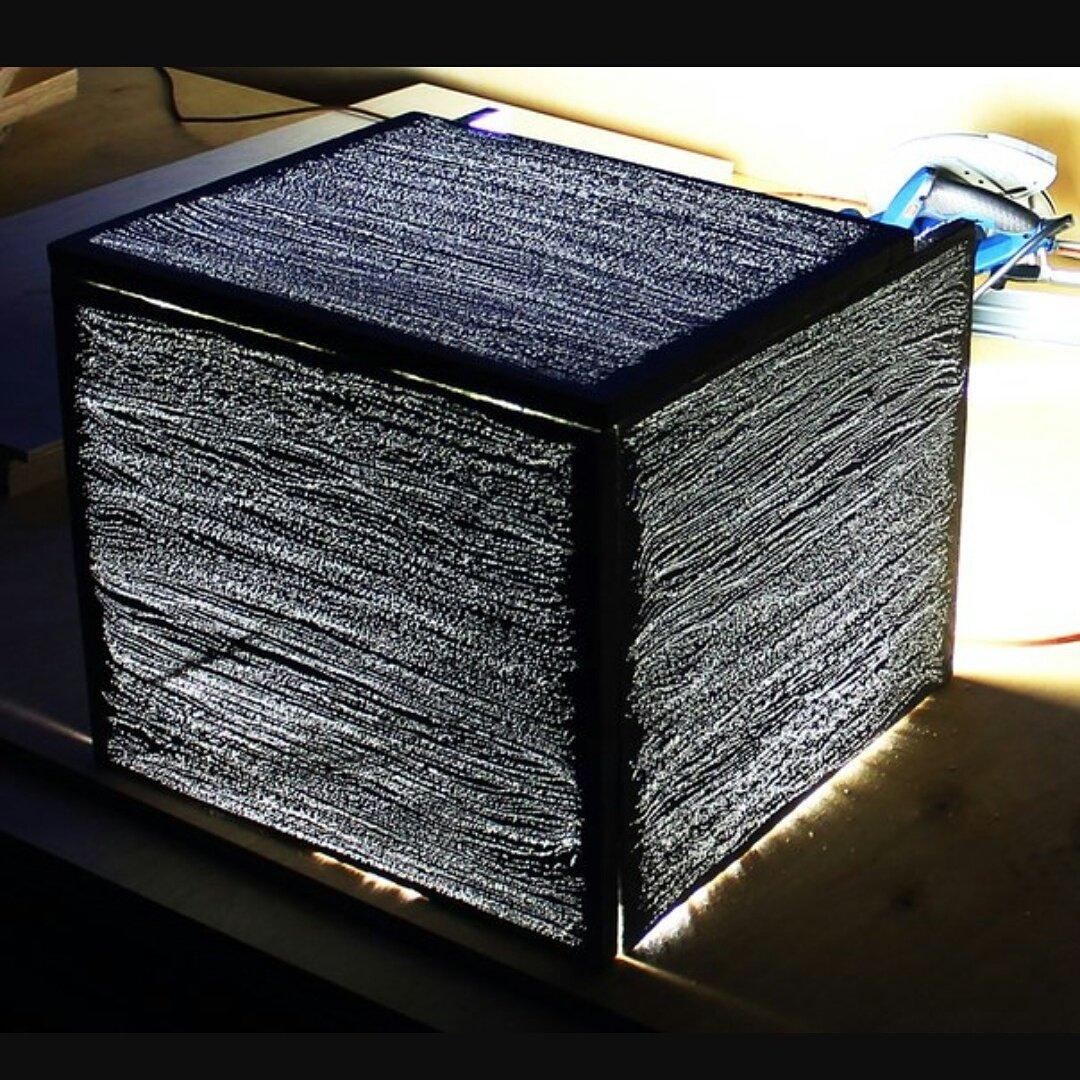 прозрачный бетон своими руками