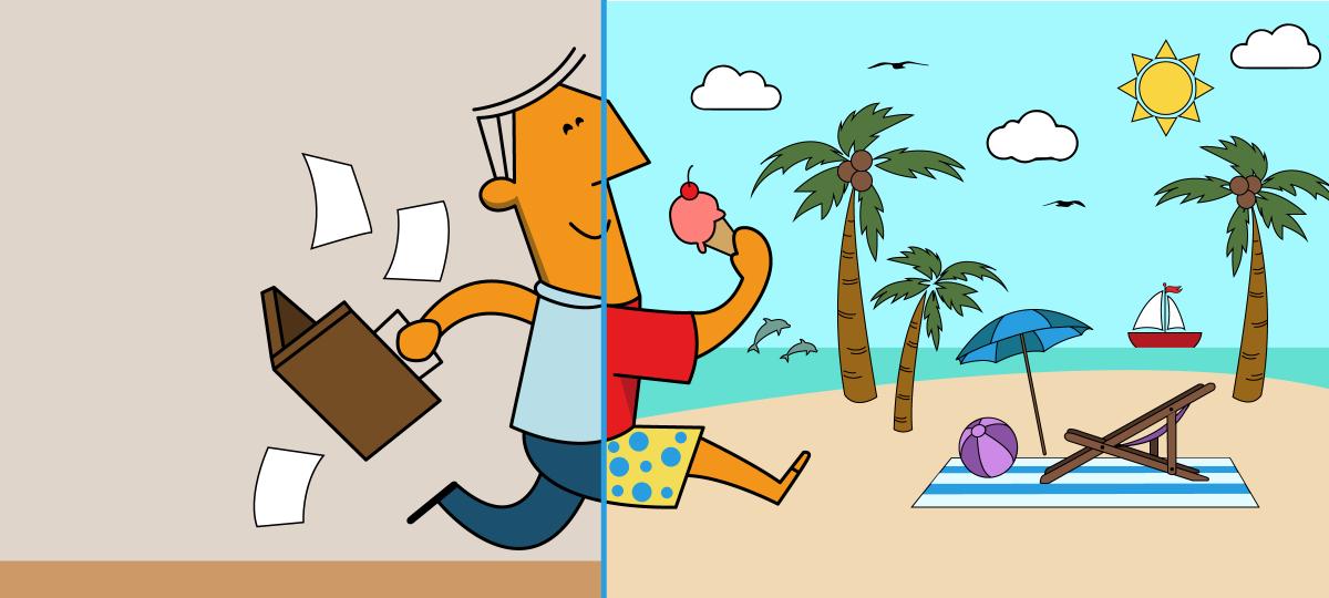 Orizon Gmbh On Twitter Darf Man In Der Probezeit Urlaub Nehmen