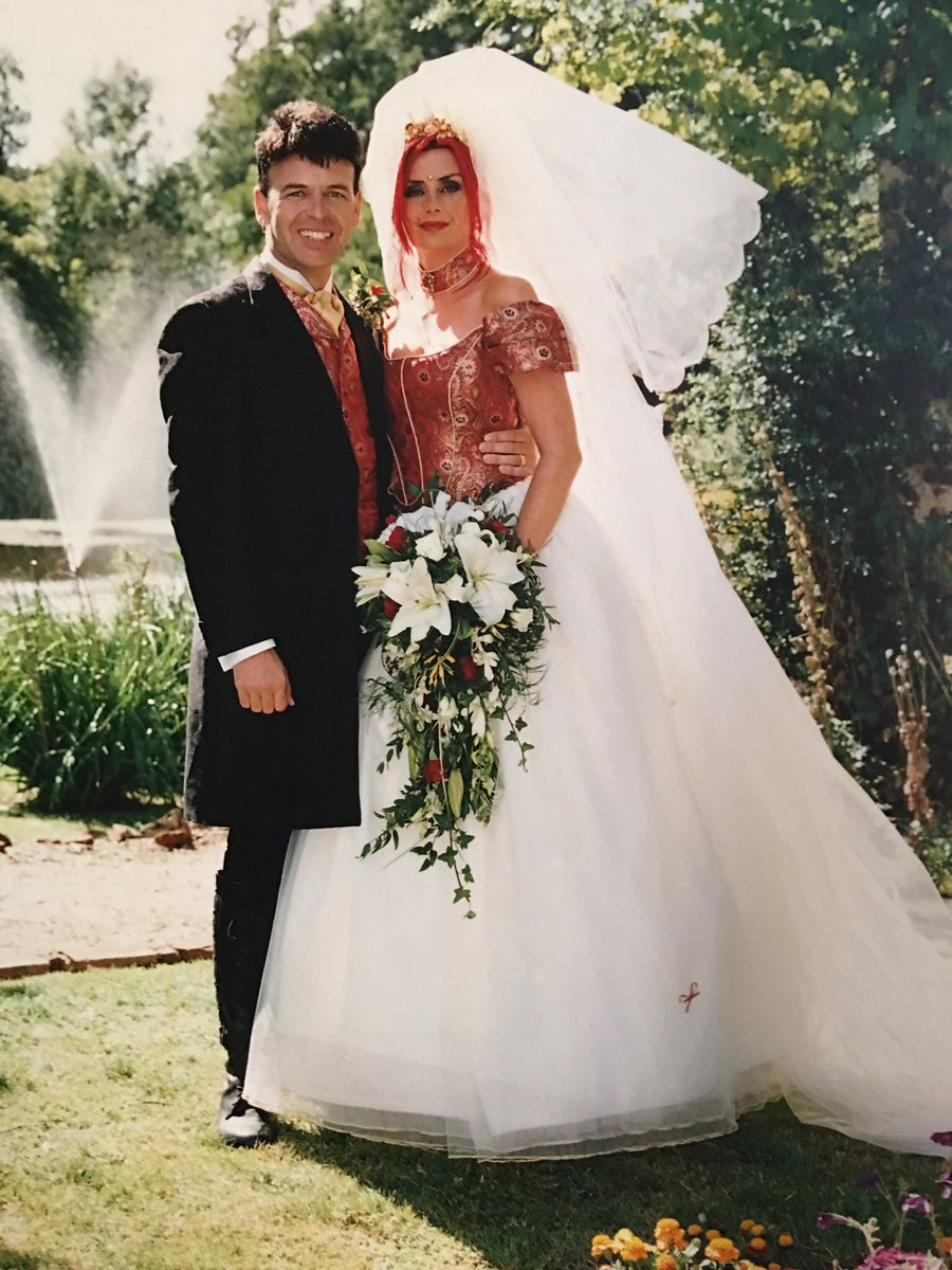 gary numan on twitter quottoday is our 20th wedding