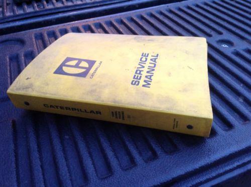 3406 Caterpillar Engine Manual