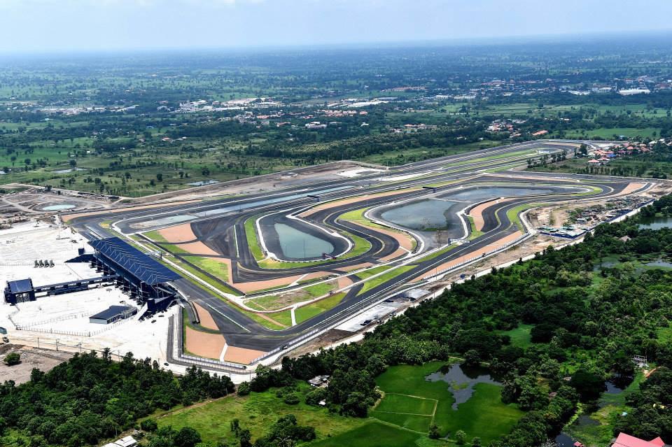 MotoGP: in Thailandia fino al 2020 sul circuito Chang Internacional a Buriram Bangkok