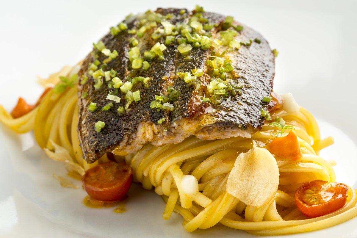 Todos los días es posible disfrutar nuestra Pasta con sardinas, un clásico en la carta de Alto.