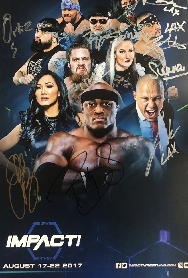 A very limited number of autographed posters from our #DestX event are available now @shopimpactdeals!  HERE:  http:// impac.tw/August17PromoP oster &nbsp; … <br>http://pic.twitter.com/MGO53pDKuU