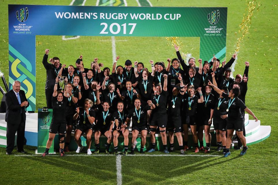 女子ラグビーワールドカップ2017...