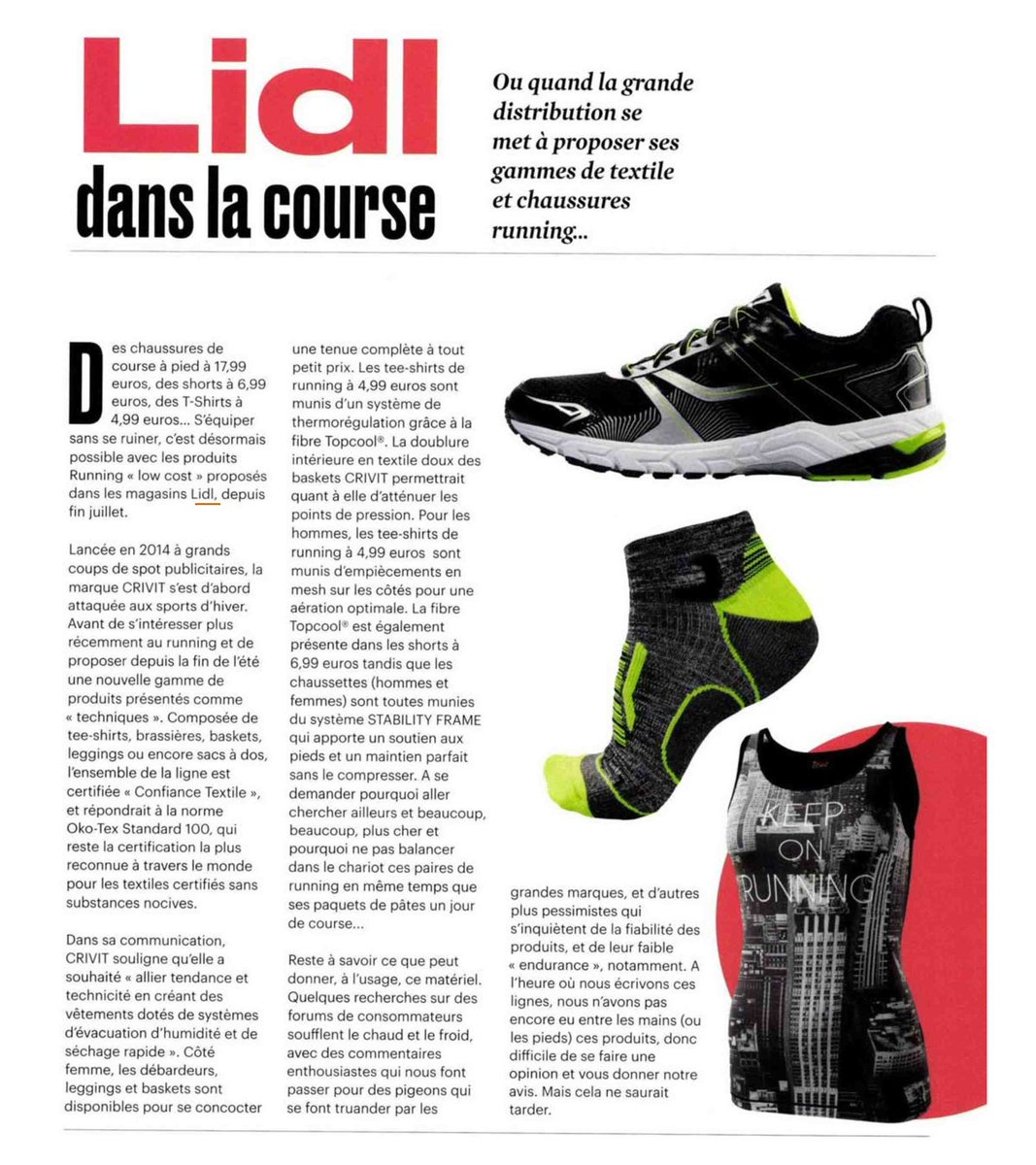 France On TwitterDans La Lidl Course … vmn0wN8