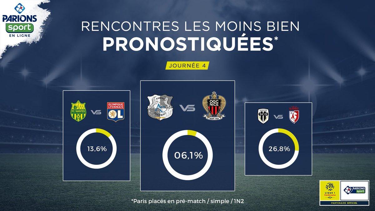 [#PronosParionsSport] Et voici les 3 moins bonnes avec en tête la surprise amiénoise contre Nice (3-0) ! #ASCOGCN #FCNOM #SCOLOSCpic.twitter.com/McLXcSobVc