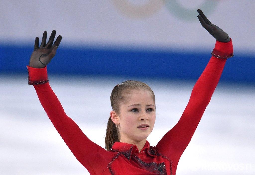 Олимпийская чемпионка фигуристка Юлия Липницкая завершила карьеру https://t.co/BAn31Hg7Yd https://t.co/ATDSwuHkdL