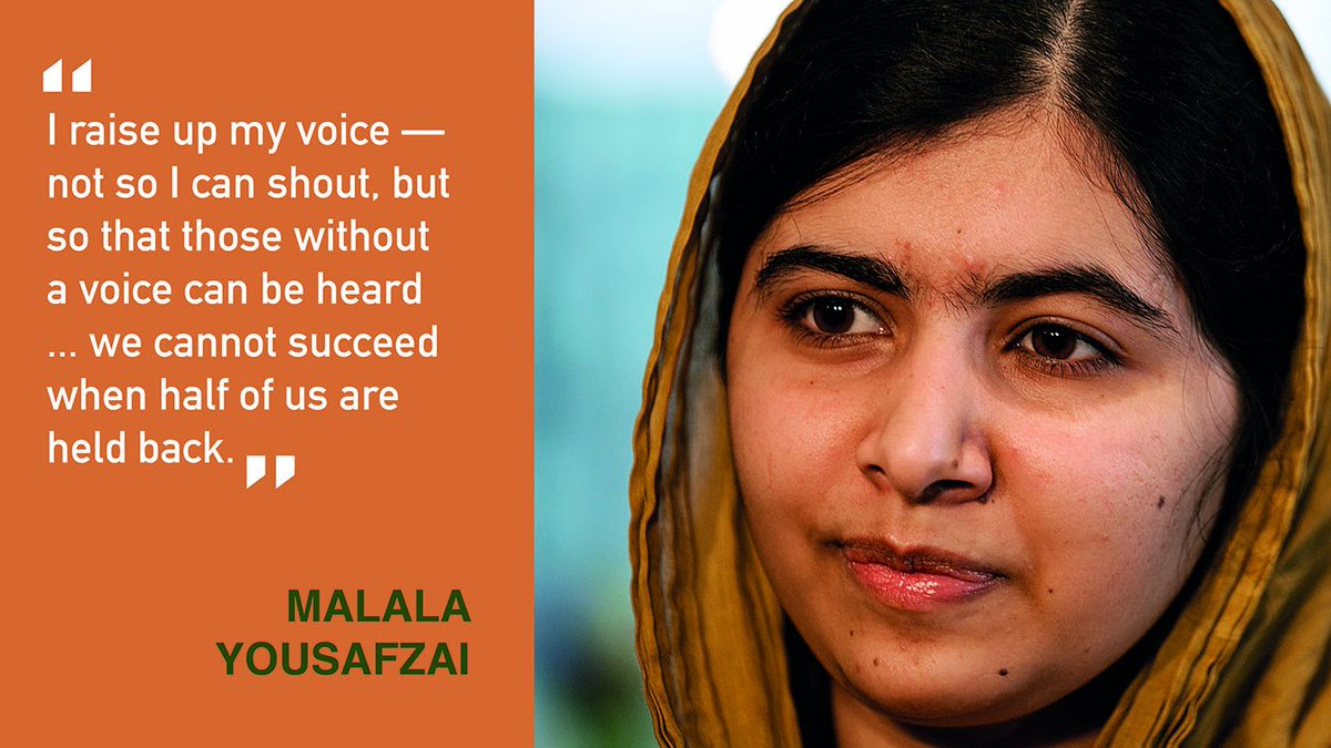 "I Am Malala Quotes Paul Polman On Twitter ""love This Quotemalalasdg5 On"