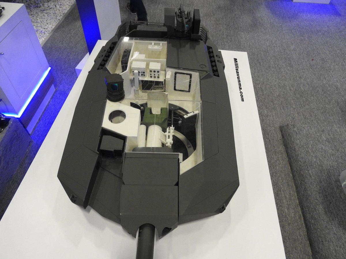 تركيا تطلق طلبية جديدة لرفع مستوى دباباتها (Leopard 2A4 و M60A3 ) DIUdVQbXkAA8Vyv