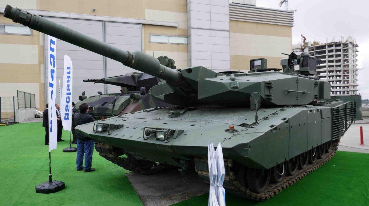 تركيا تطلق طلبية جديدة لرفع مستوى دباباتها (Leopard 2A4 و M60A3 ) DIUdbd3XoAA6r1N