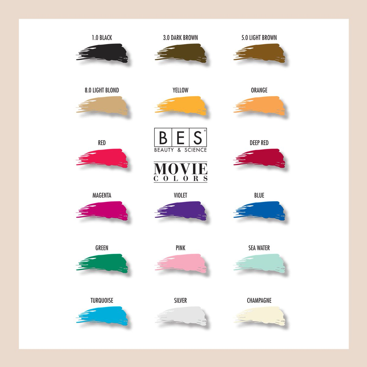 Movie color bes