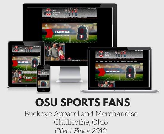 OSU Sports Fans - Website Revamp Ad