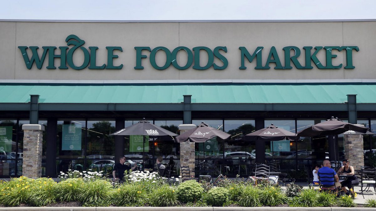 Amazon officially took over Whole Foods today, and prices have already dropped by as much as 43 percent https://t.co/6MsmiOwQMY