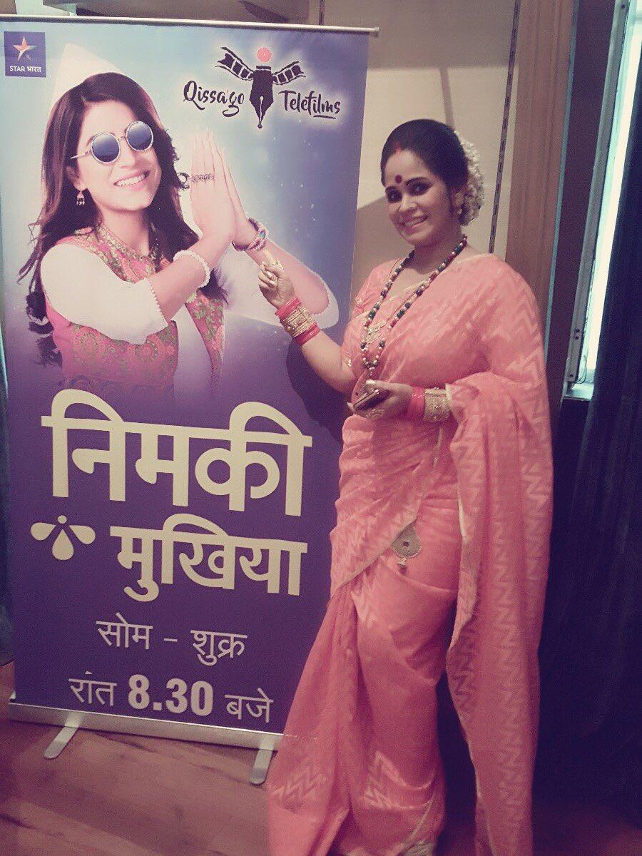 Garima Vikrant Singh in Nimki Mukhiya