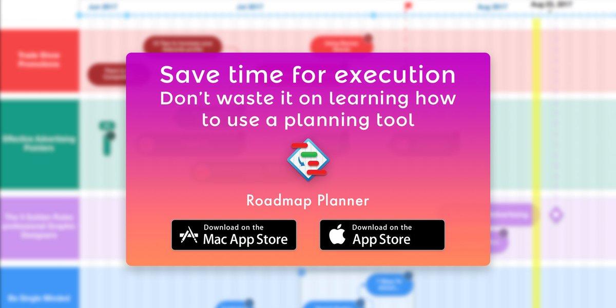 Roadmap Planner RoadmapPlanner Twitter - Roadmap planner