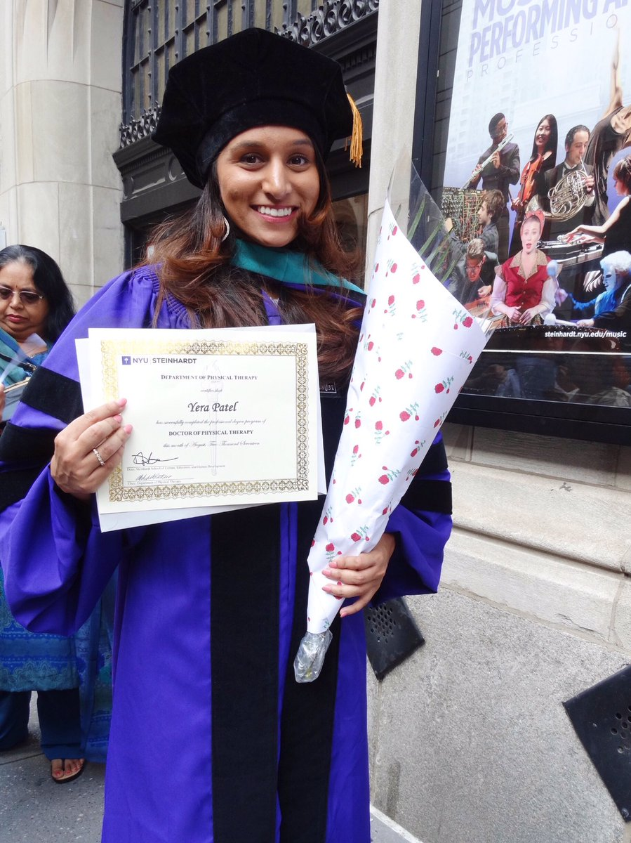 Yera Patel On Twitter Feeling All The Feels Thanks For An Incredible Three Years Nyu Next Hurdle Towards Adulthood The Npte