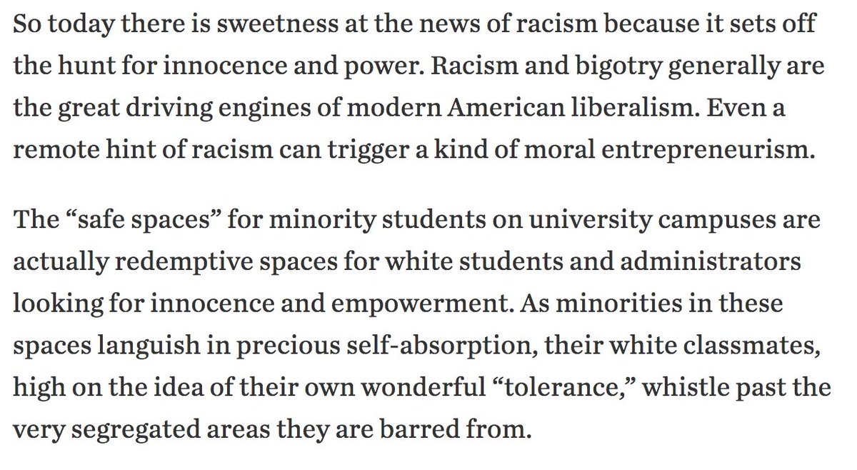 michael shermer on phenomenal shelby steele essay on why  phenomenal shelby steele essay on why the left needs racism to be rampant moral entrepreneurship interesting idea