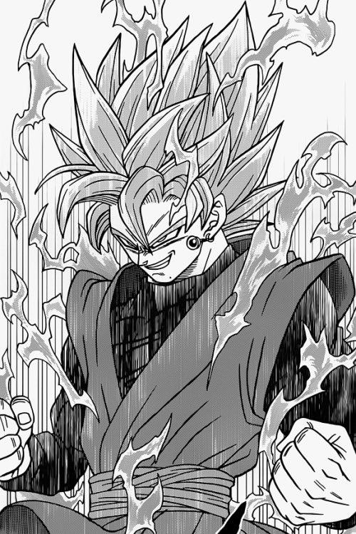 Sc On Twitter Black Goku Dragon Ball