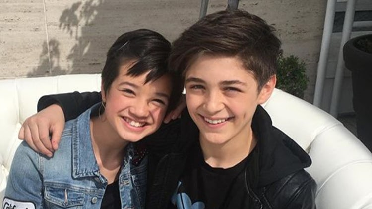 does andi mack and jonah dating in real life how long have mac miller and ariana grande been dating