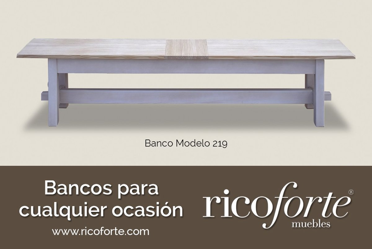 Rico Forte Muebles on Twitter: \