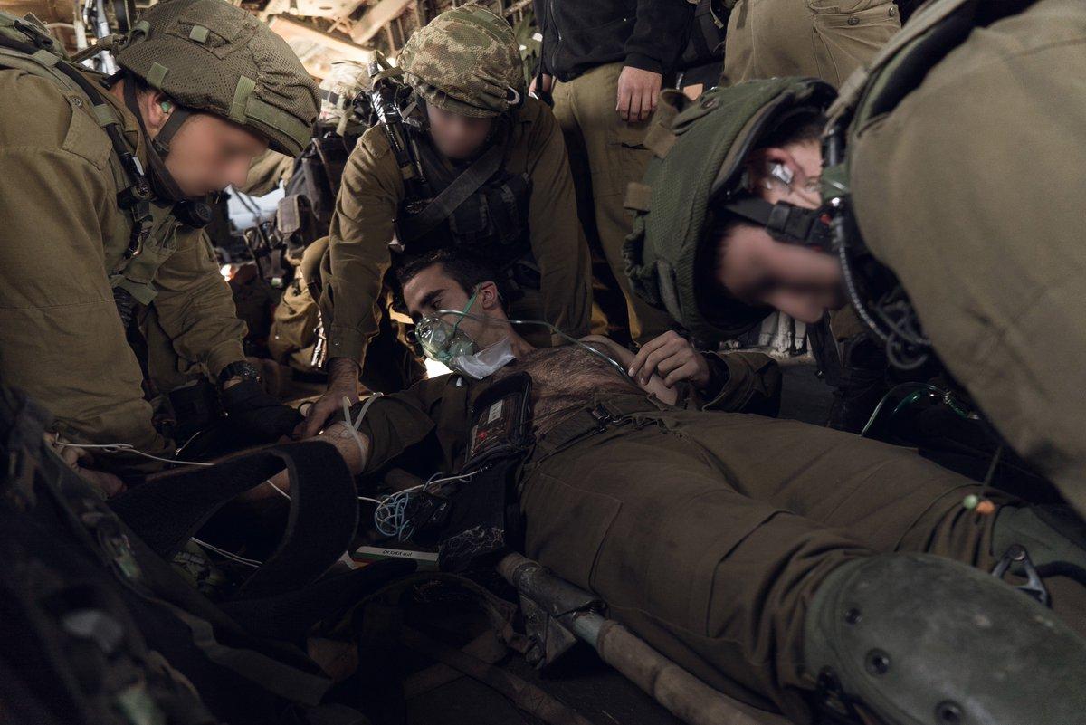 لمحة نادرة إلى وحدة النخبة 669......وحده الانقاذ القتاليه في سلاح الجو الاسرائيلي  DIVXUYfW0AAQsbd