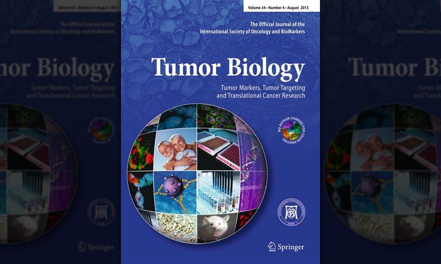 #наука #биология  Сделал 107 поддельных рецензий? Уходи из базы Web of Science. Начудил журнал Tumor Bilology: https://t.co/wdUtzJyGDj