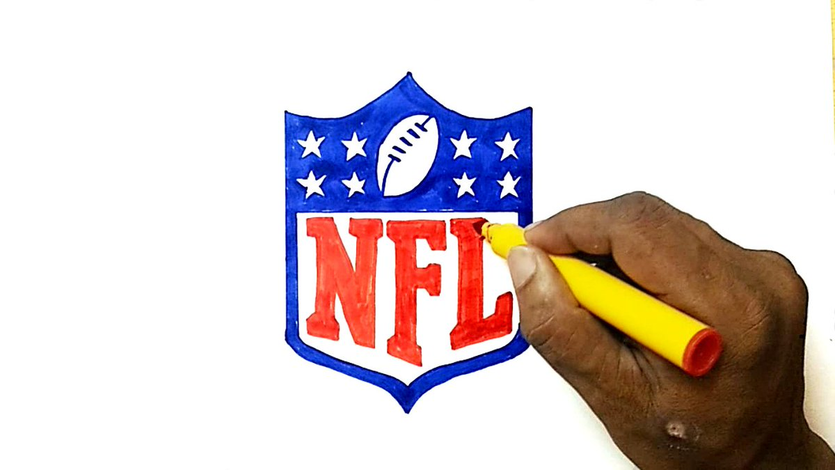 How to draw nfl logo page 2 - 0 Replies 0 Retweets 1 Like